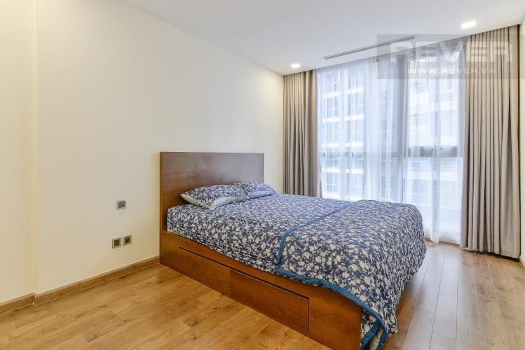 Phòng Ngủ 1 Căn hộ Vinhomes Central Park 2 phòng ngủ tầng trung Park 3