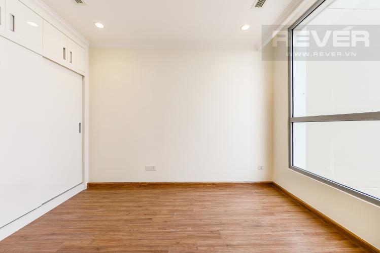 Phòng ngủ 1 Căn hộ Vinhomes Central Park 2 phòng ngủ tầng cao L3 nội thất cơ bản