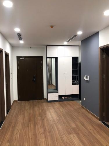 Phòng khách căn hộ Eco Green Saigon Căn hộ Eco Green Saigon tầng 06, nội thất cơ bản.