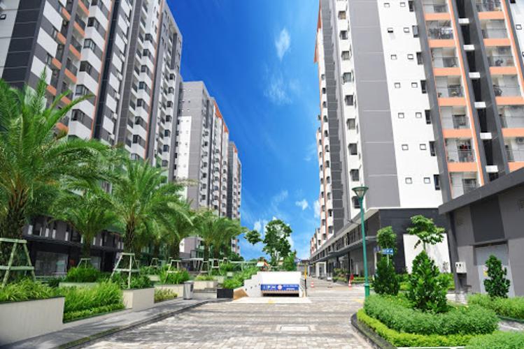 Him Lam Phú An, Quận 9 Căn hộ Him Lam Phú An tầng cao, view công viên nội khu.