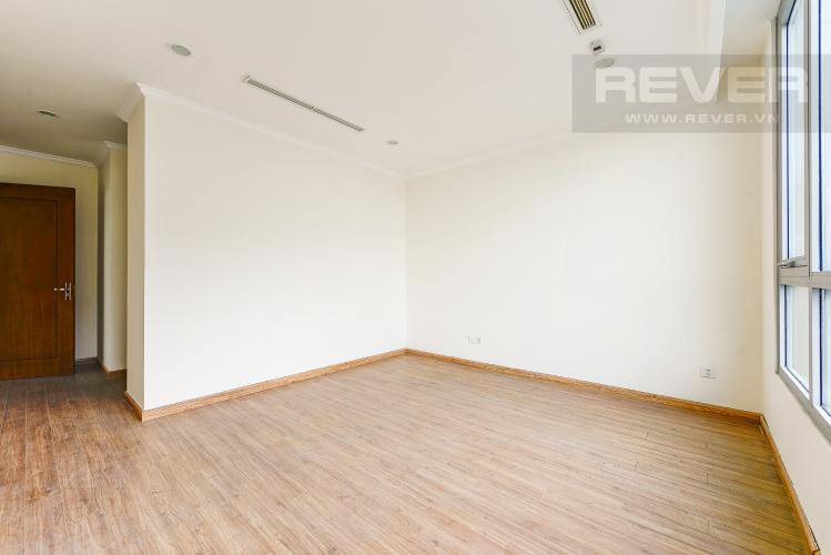 Phòng ngủ 1 Căn hộ Vinhomes Central Park 4 phòng ngủ tầng cao C1 view sông