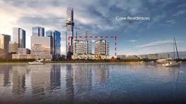 Chính thức khởi công 2 tòa tháp Cove Residences (MU11) dự án Empire City