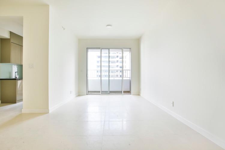 Phòng khách hướng Nam Căn hộ Lexington Residence tầng cao, hướng Nam, 3 phòng ngủ, view sông