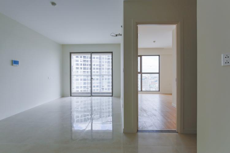 Căn hộ Masteri Millennium tầng cao, tháp B, 1 phòng ngủ, view sông