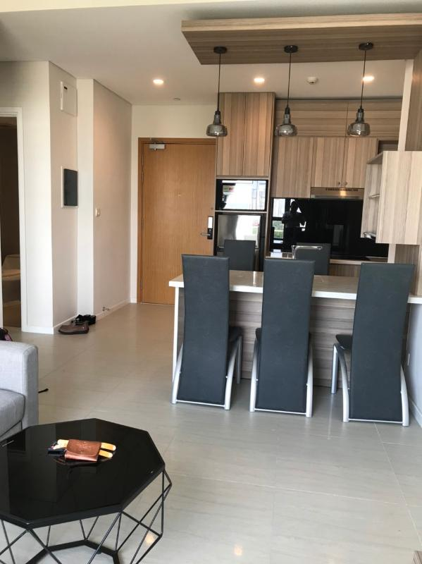 653e2aaf99007f5e2611 Bán căn hộ Diamond Island - Đảo Kim Cương 1PN, tầng thấp, đầy đủ nội thất, view sông thoáng mát