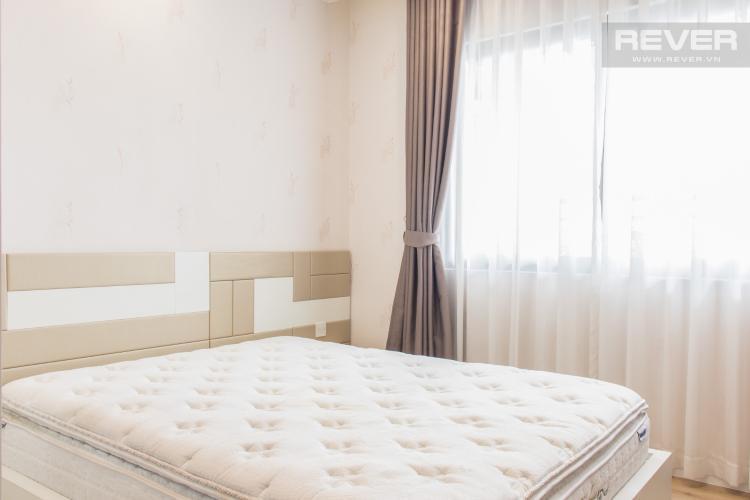 Phòng Ngủ Bán căn hộ Icon 56 3PN, tầng thấp, đầy đủ nội thất, đã có sổ hồng