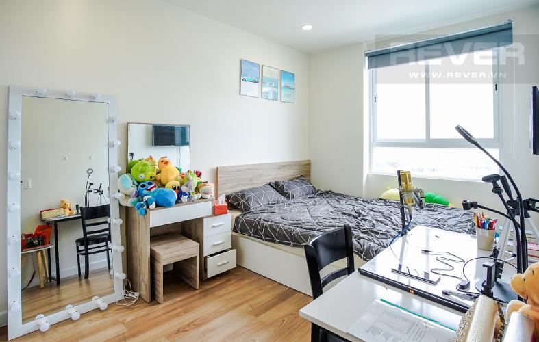 Phòng Ngủ Bán căn hộ Grand Riverside 1PN, đầy đủ nội thất, view sông thoáng mát