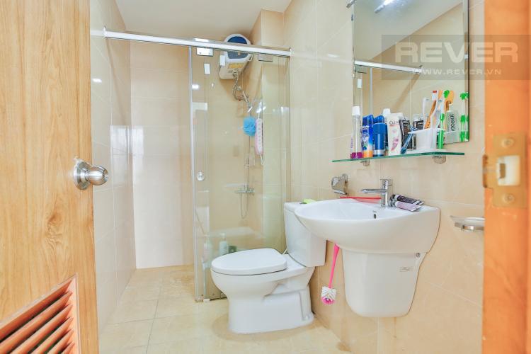 Toilet Căn góc The CBD Premium Home 3 phòng ngủ tầng trung tháp Happy
