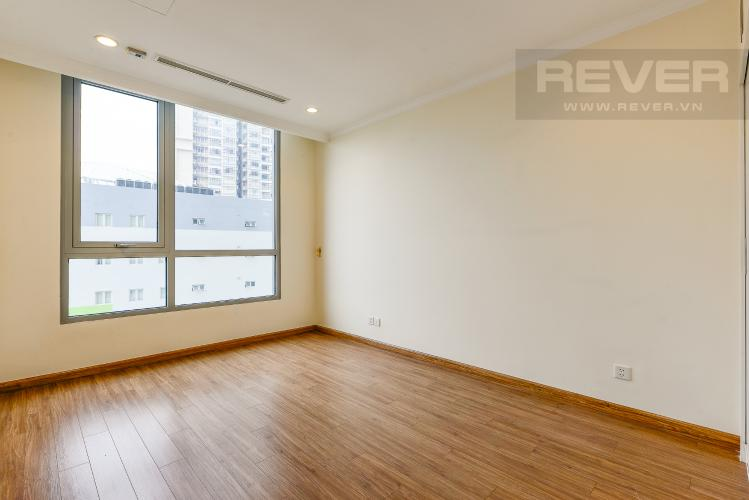 Phòng ngủ 3 Căn hộ Vinhomes Central Park 3 phòng ngủ tầng thấp Central 1