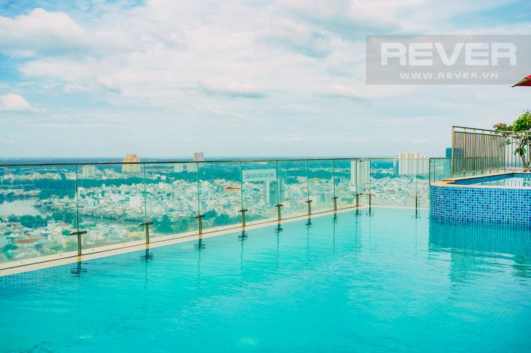 Tiện ích Cho thuê căn hộ The Gold View 2PN, tháp B, nội thất cơ bản, view rạch Bến Nghé