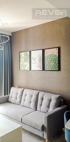 Phòng Khách Cho thuê căn hộ Sunrise Riverside 2PN, diện tích 69m2, đầy đủ nội thất