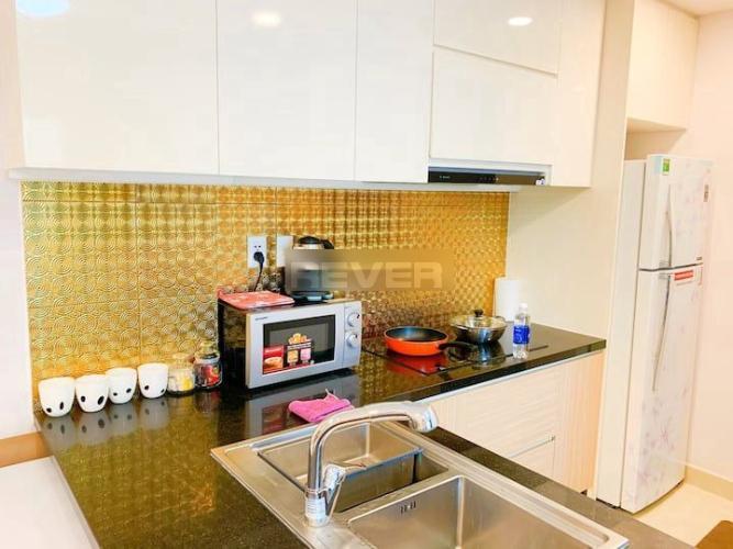 Phòng bếp căn hộ Masteri Thảo Điền, Quận 2 Căn hộ Masteri Thảo Điền đầy đủ nội thất, view thoáng mát yên tĩnh.