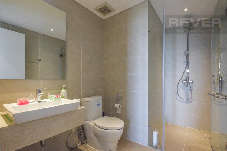 Phòng Tắm 1 Cho thuê căn hộ Diamond Island 3PN 2WC, đầy đủ nội thất, view sông