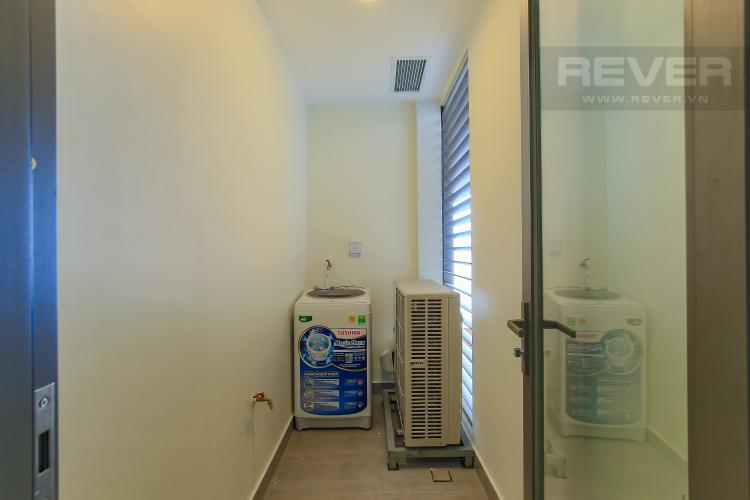 Logia Cho thuê căn hộ Masteri Millennium tầng cao, 2PN nội thất đầy đủ, có thể dọn vào ở ngay