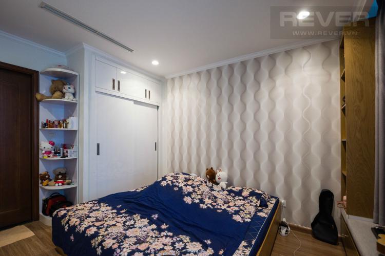 Phòng Ngủ 1 Bán căn hộ Vinhomes Central Park 2 phòng ngủ tầng thấp tháp C2, đầy đủ nội thất cao cấp