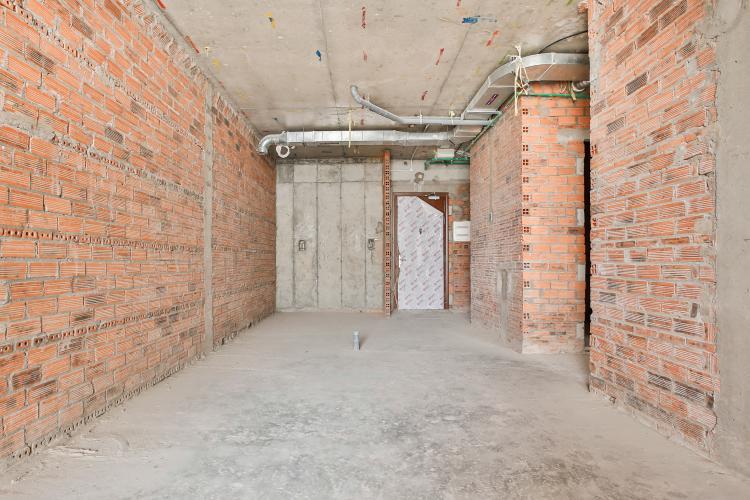 Căn hộ The Gold View 2 phòng ngủ tầng thấp A3 nhà thô, không nội thất