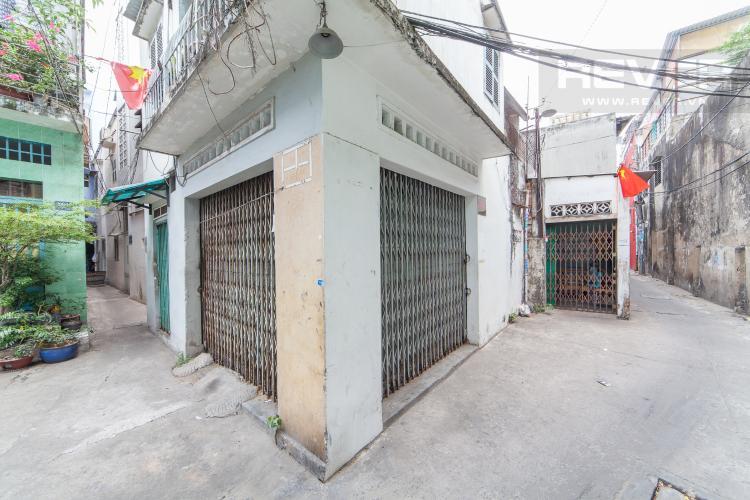Góc nhà Nhà phố 2 phòng ngủ đường Bến Vân Đồn Quận 4 diện tích 40m2