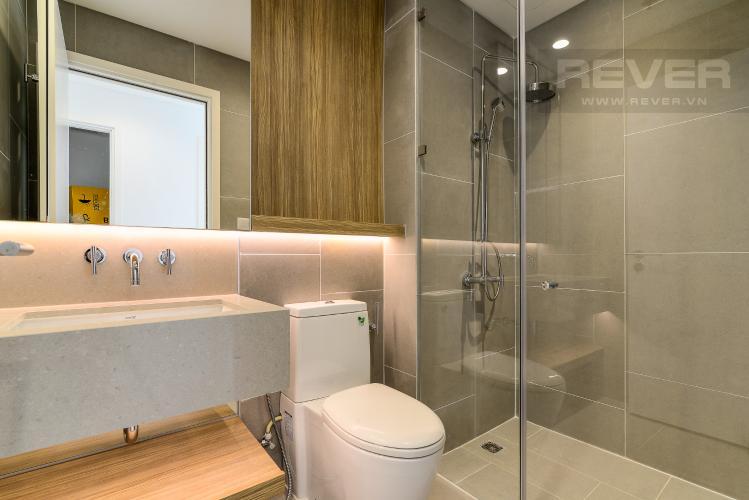 Phòng Tắm 2 Cho thuê căn hộ City Garden tầng thấp, 3PN đầy đủ nội thất, có thể dọn vào ở ngay