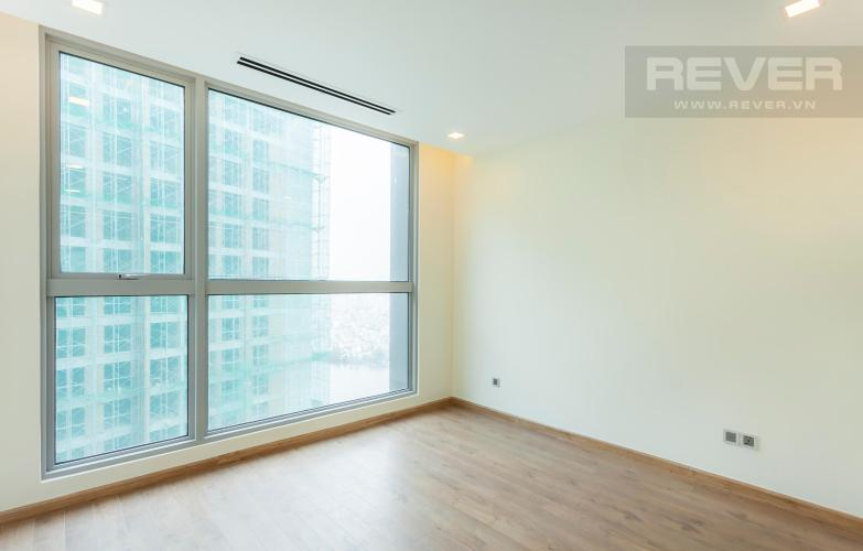 Phòng ngủ 1 Căn hộ Vinhomes Central Park 2 phòng ngủ tầng cao P1 nhà trống