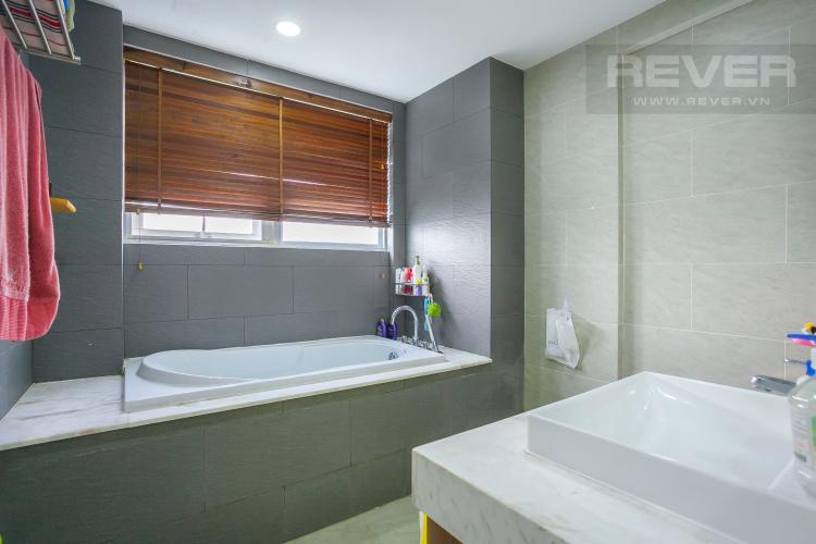 Phòng Tắm 2 Căn hộ Happy Valley tầng thấp 3 phòng ngủ thiết kế đẹp, tiện nghi