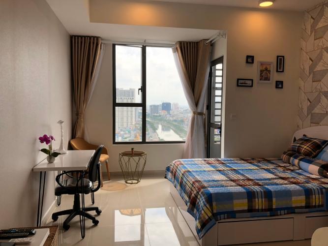Cho thuê căn hộ RiverGate Residence 1PN, tháp B, diện tích 30m2, đầy đủ nội thất