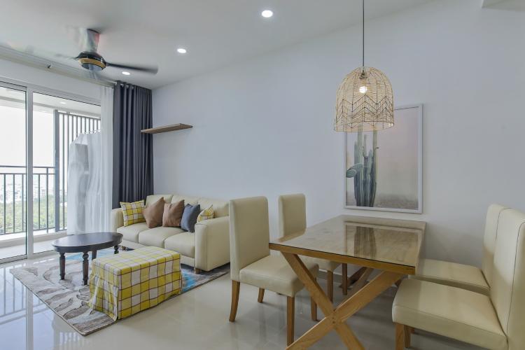 Cho thuê căn hộ Saigon Mansion 3PN, đầy đủ nội thất, mặt tiền Võ Văn Tần, Quận 3