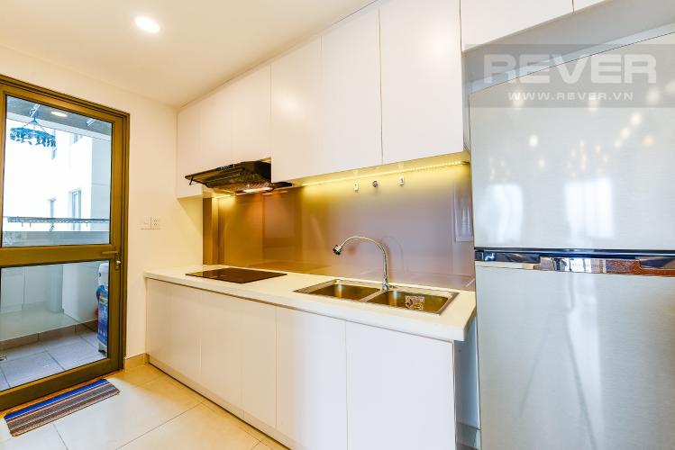 Bếp Cho thuê căn hộ Masteri Thảo Điền tầng cao, 2PN đầy đủ nội thất