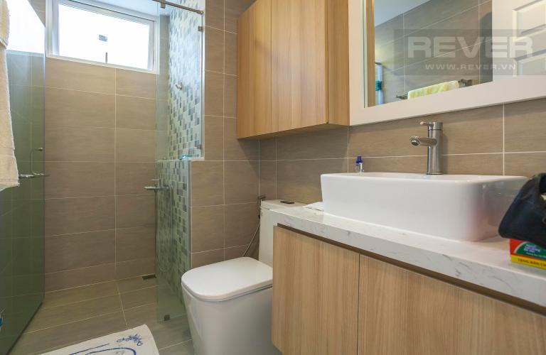 Phòng Tắm Căn hộ Vista Verde 1 phòng ngủ tầng trung T1 nội thất đầy đủ