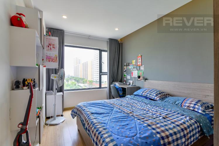 Phòng Ngủ 1 Bán căn hộ New City Thủ Thiêm 3PN, tháp Babylon, đầy đủ nội thất, view công viên xanh mát
