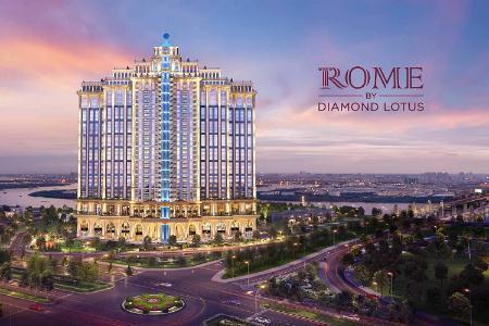 Rome Diamond Lotus