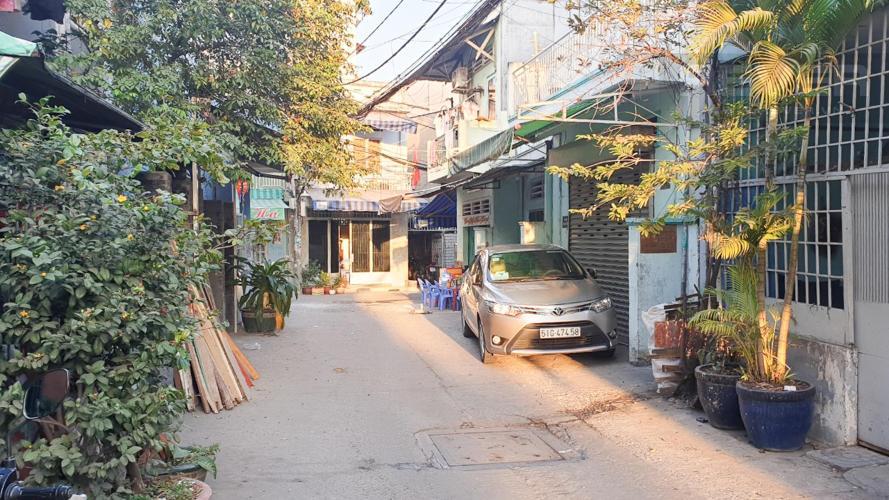 Đường trước nhà của nhà phố Bình Thạnh Bán nhà hẻm ô tô quay đầu, gần vòng xoay Điện Biên Phủ, Quận Bình Thạnh, diện tích 204m2, pháp lý sổ đỏ