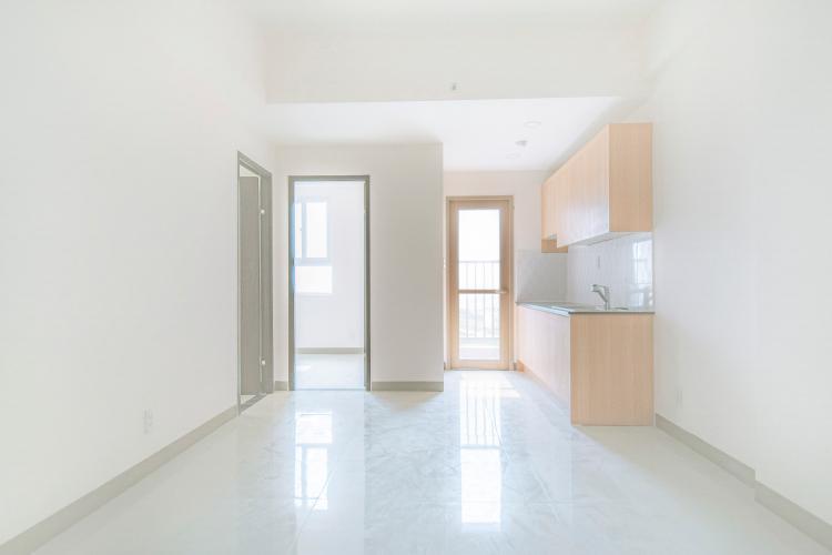 Phòng Khách Căn hộ Sky9 2 phòng ngủ tầng trung CT1 nhà trống