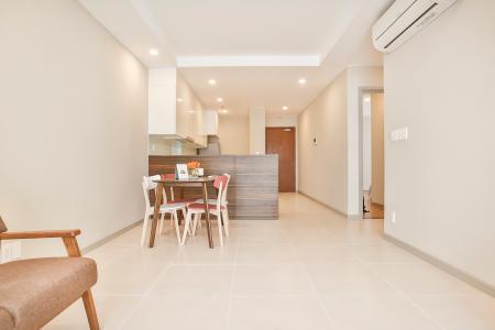 Căn hộ The Gold View 2 phòng ngủ tầng trung A3 đầy đủ tiện nghi