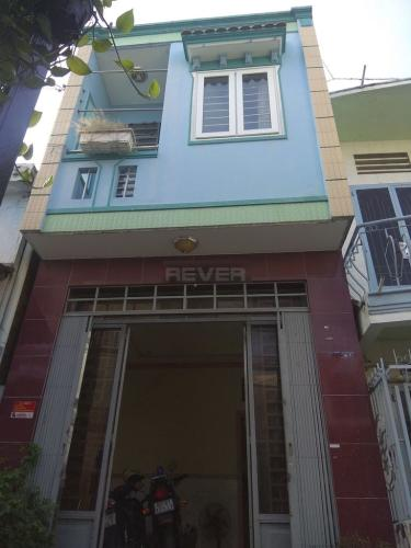 Nhà phố hẻm diện tích 24.4m2, sổ hồng riêng pháp lý đầy đủ.