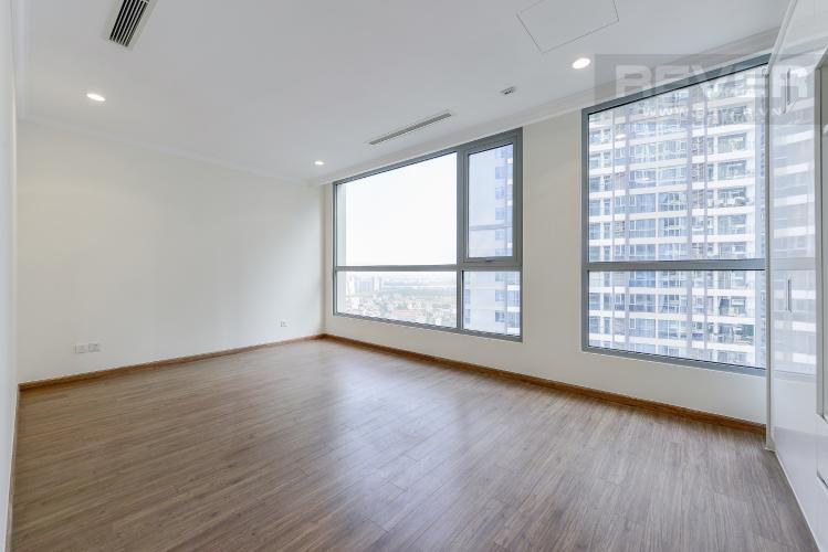 Phòng ngủ 2 Căn góc Vinhomes Central Park 4 phòng ngủ tầng cao L1 view sông