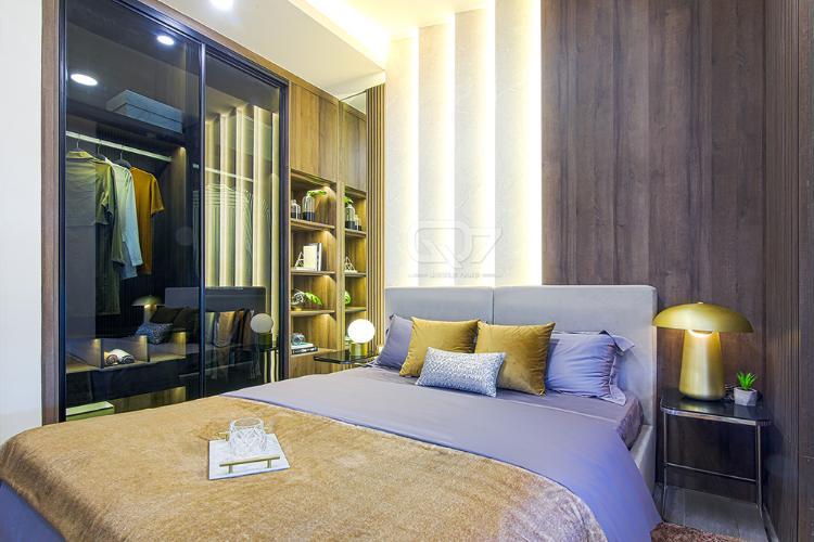 Phòng ngủ căn hộ Q7 BOULEVARD Bán căn hộ Q7 Boulevard diện tích 57.21m2 tầng cao, chưa bàn giao