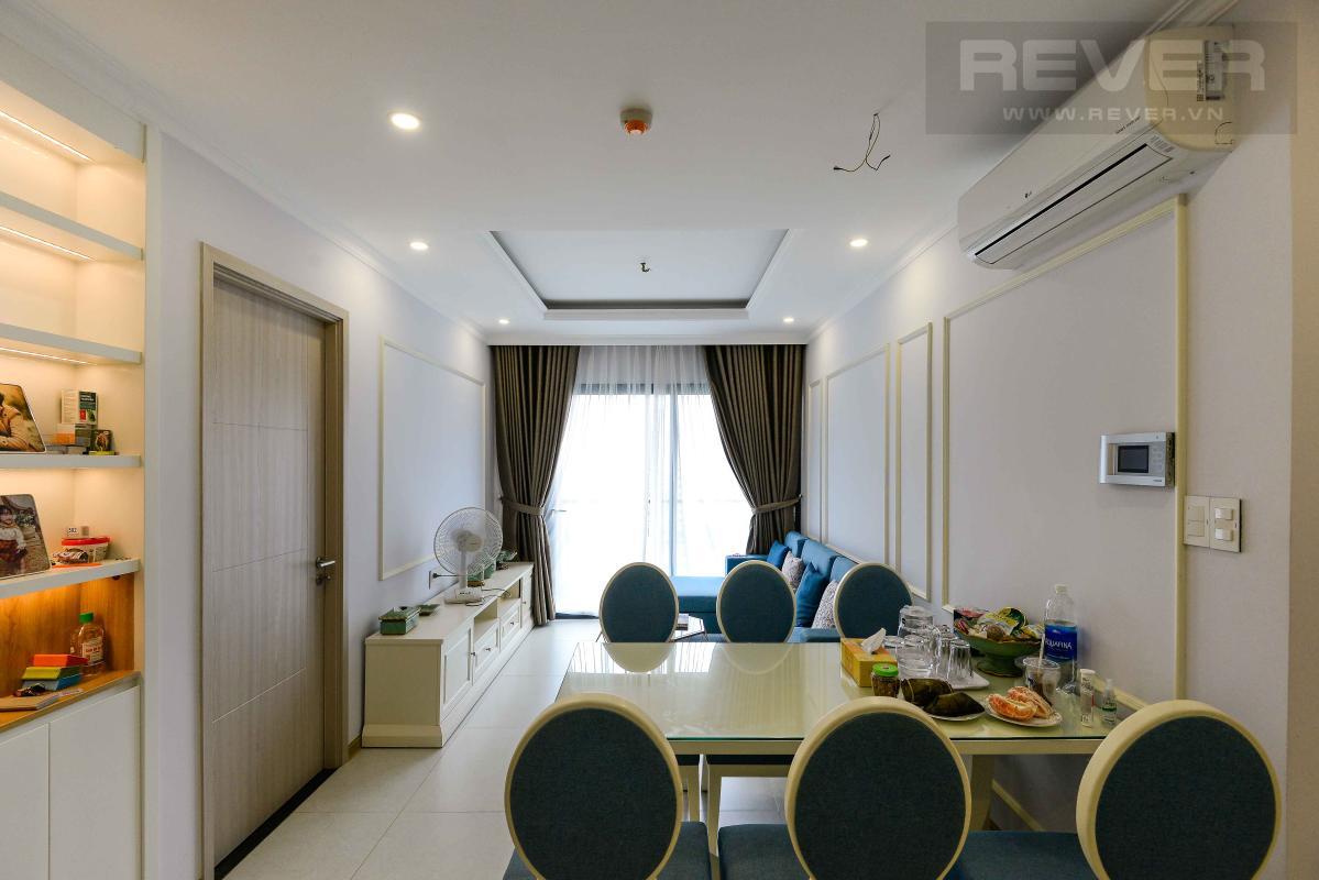 Phòng Khách Bán căn hộ New City Thủ Thiêm, 2PN tháp Babylon, đầy đủ nội thất cao cấp