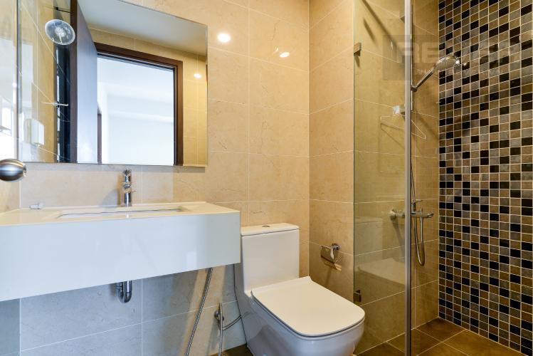 Phòng Tắm Cho thuê căn hộ The Tresor 2PN, tháp TS2, đầy đủ nội thất, view sông Bến Nghé