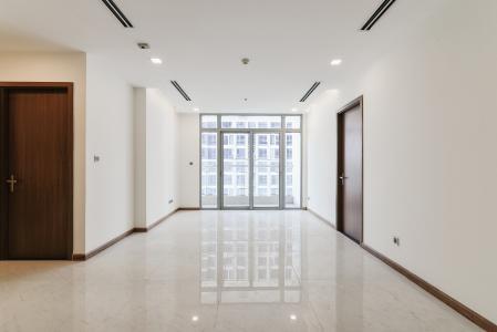 Căn hộ Vinhomes Central Park 3 phòng ngủ, tầng cao P1, view sông