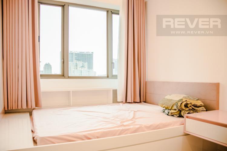 Phòng Ngủ 2 Bán căn hộ Happy Residence 3PN, tầng thấp, block A, đầy đủ nội thất, view mặt phố