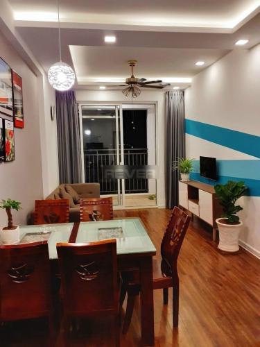 Phòng khách căn hộ Richstar, Tân Phú Căn hộ RichStar nội thất đầy đủ, view hồ bơi cực đẹp.