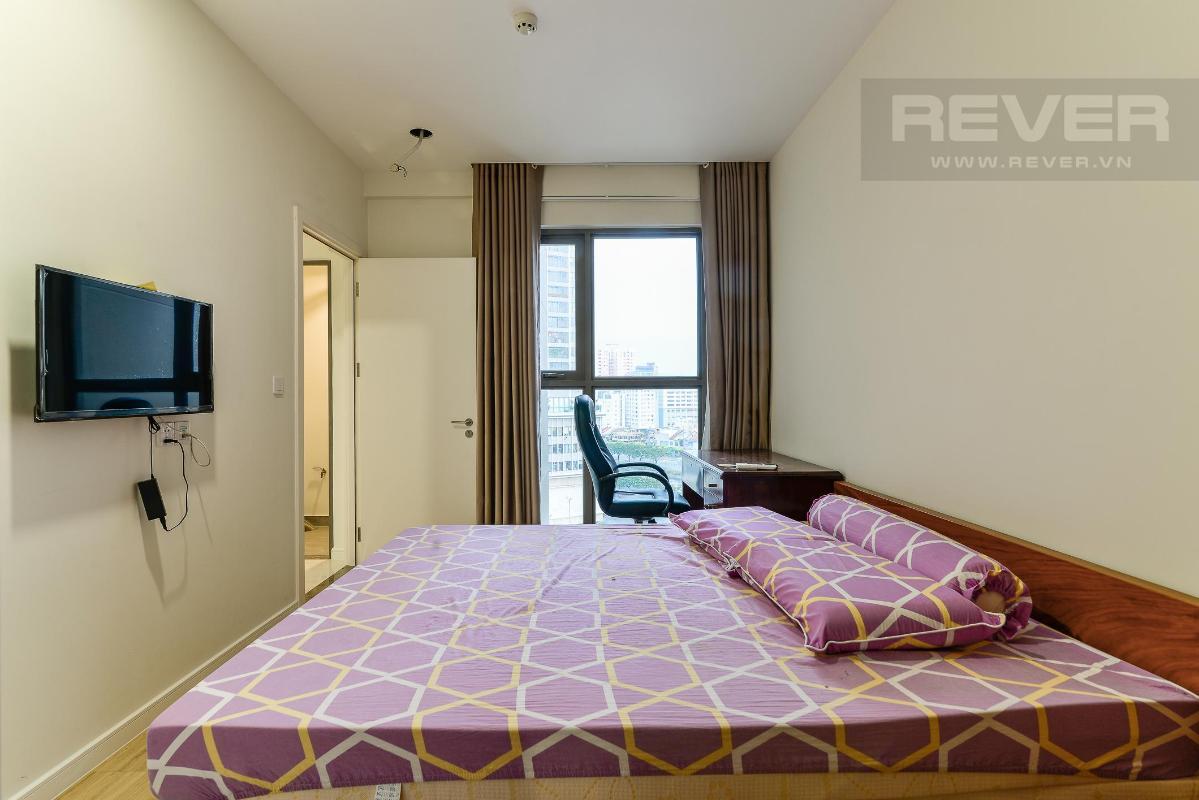 b2d23dc711b0f7eeaea1 Bán căn hộ Masteri Millennium 2PN, block B, diện tích 72m2, đầy đủ nội thất, view kênh Bến Nghé