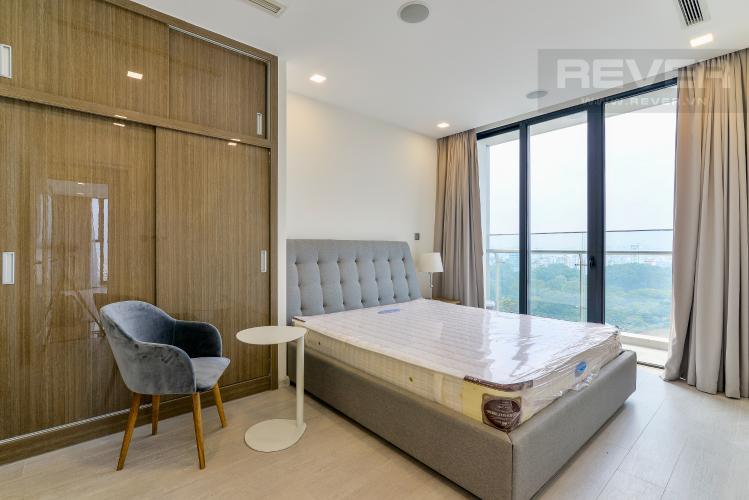 Phòng Ngủ 1 Cho thuê căn hộ Vinhomes Golden River tầng cao 3PN view sông