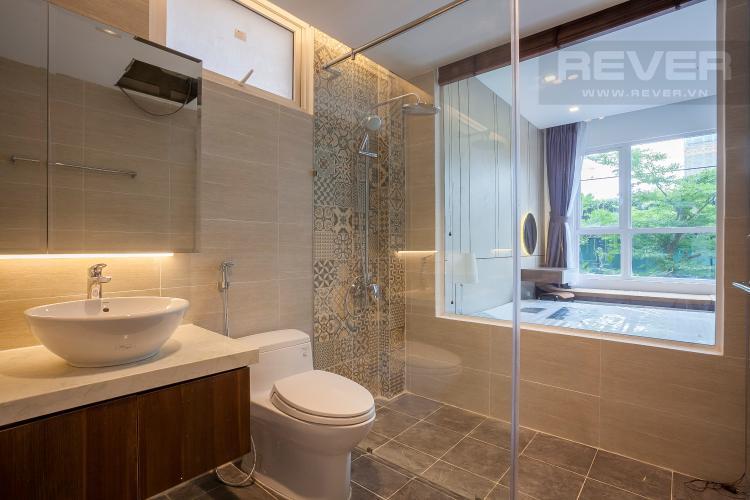 Phòng Tắm Duplex 2 phòng ngủ Vista Verde tầng thấp T2 đầy đủ nội thất