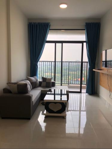 Phòng khách Jamila Khang Điền, Quận 9 Căn hộ Jamila Khang Điền tầng trung, view thành phố náo nhiệt.