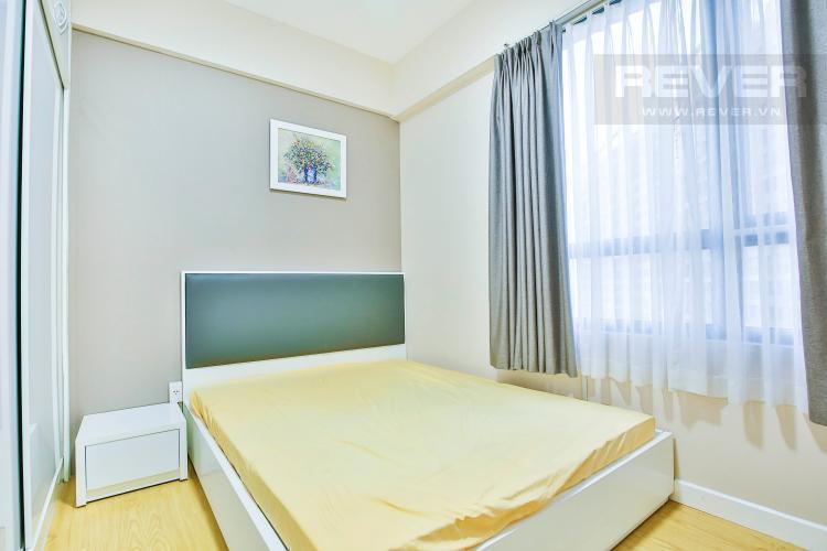 Phòng Ngủ 2 Căn hộ Masteri Thảo Điền 2 phòng ngủ tầng cao T3 hướng Tây Nam