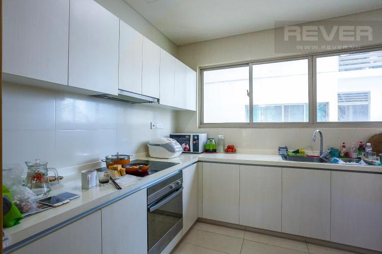 Nhà Bếp Căn hộ The Vista An Phú 3 phòng ngủ tầng thấp T5 nội thất đầy đủ
