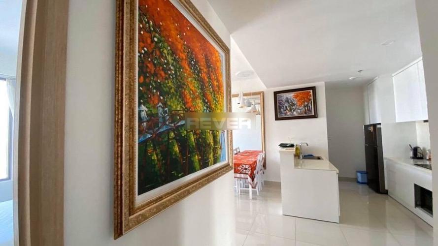 Nội thất căn hộ River Gate Q.4 Căn hộ River Gate đầy đủ nội thất view thành phố thoáng mát.