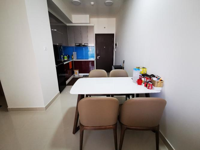Phòng bếp căn hộ The Sun Avenue, Quận 2 Căn hộ The Sun Avenue tầng cao đón view thành phố thoáng mát.