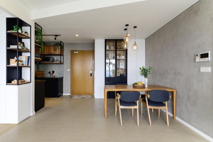 Phòng ăn và bếp căn hộ Diamond Island - Đảo Kim Cương Bán căn hộ Diamond Island - Đảo Kim Cương 2PN, tầng 10, đầy đủ nội thất